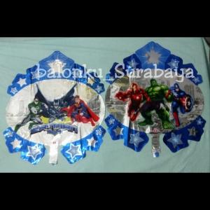 Balon Foil Karakter Avanger 2