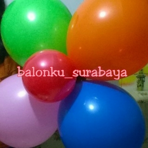 Balon Latex Doff 5 inchi
