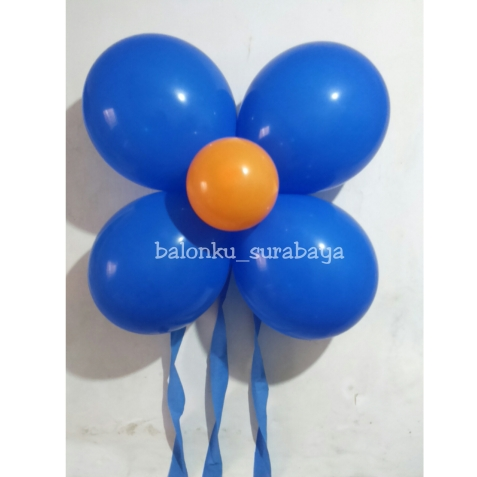 balon latex 5 inchi