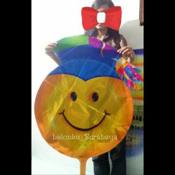 balon foil sarjana 100cm