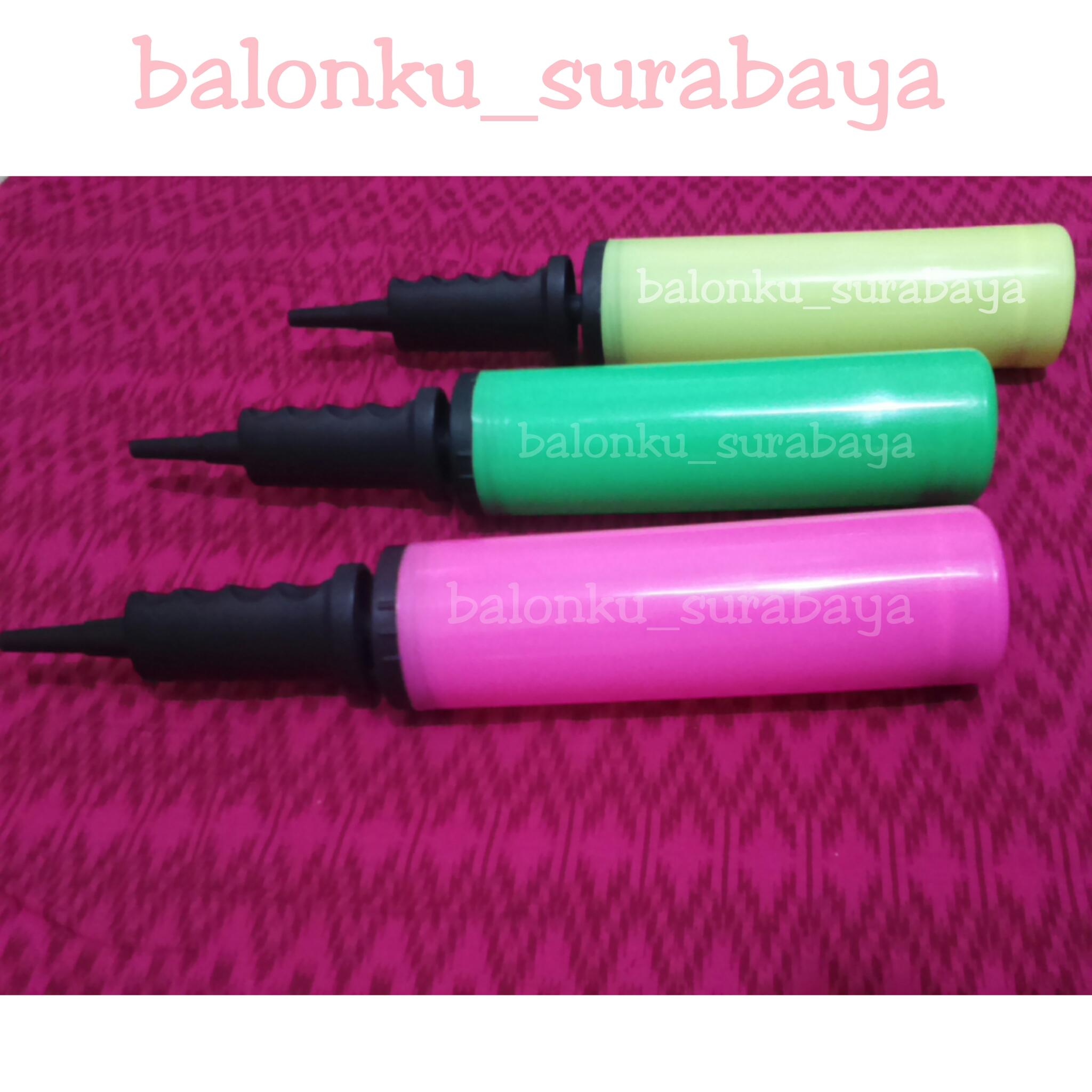 Pompa Balon Tangan Balonku Surabaya 085733133529 Kecil