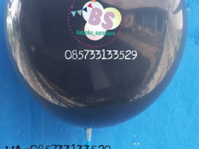 Balon metalik hitam tebal, balon doff, balon latex doff, balon ulang tahun, balon dekorasi, balon foil, balon metalik, balon twist, balon latex, balon huruf, balon angka, supplier balon, dekorasi balon, sablon balon, confetti, bendera ulang tahun, balon LED, lampion terbang