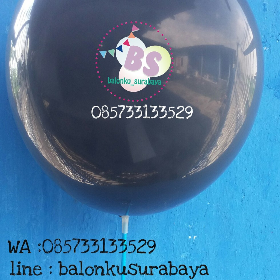 Balon metalik hitam tebal, balon doff, balon latex doff, balon ulang tahun, balon dekorasi, balon foil, balon metalik, balon twist, balon latex, balon huruf, balon angka, supplier balon, dekorasi balon, sablon balon, confetti, bendera ulang tahun, balon LED, lampion terbang