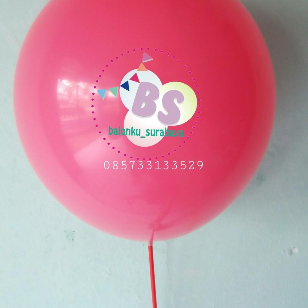 Balon latex , balon doff, balon latex merah, balon doff merah, balon natal, balon agustusan, balon dekorasi, balonku Surabaya, 085733133529