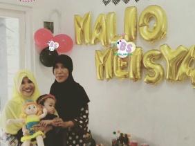 dekorasi ulang tahun anak, ulang tahun tema mickey mouse, ulang tahun tema minie mouse