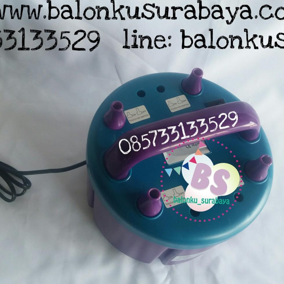 Pompa balon listrik 4 lubang