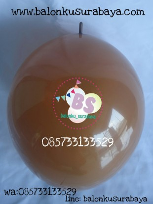 balon latex ekor, balon latex link, balon ekor