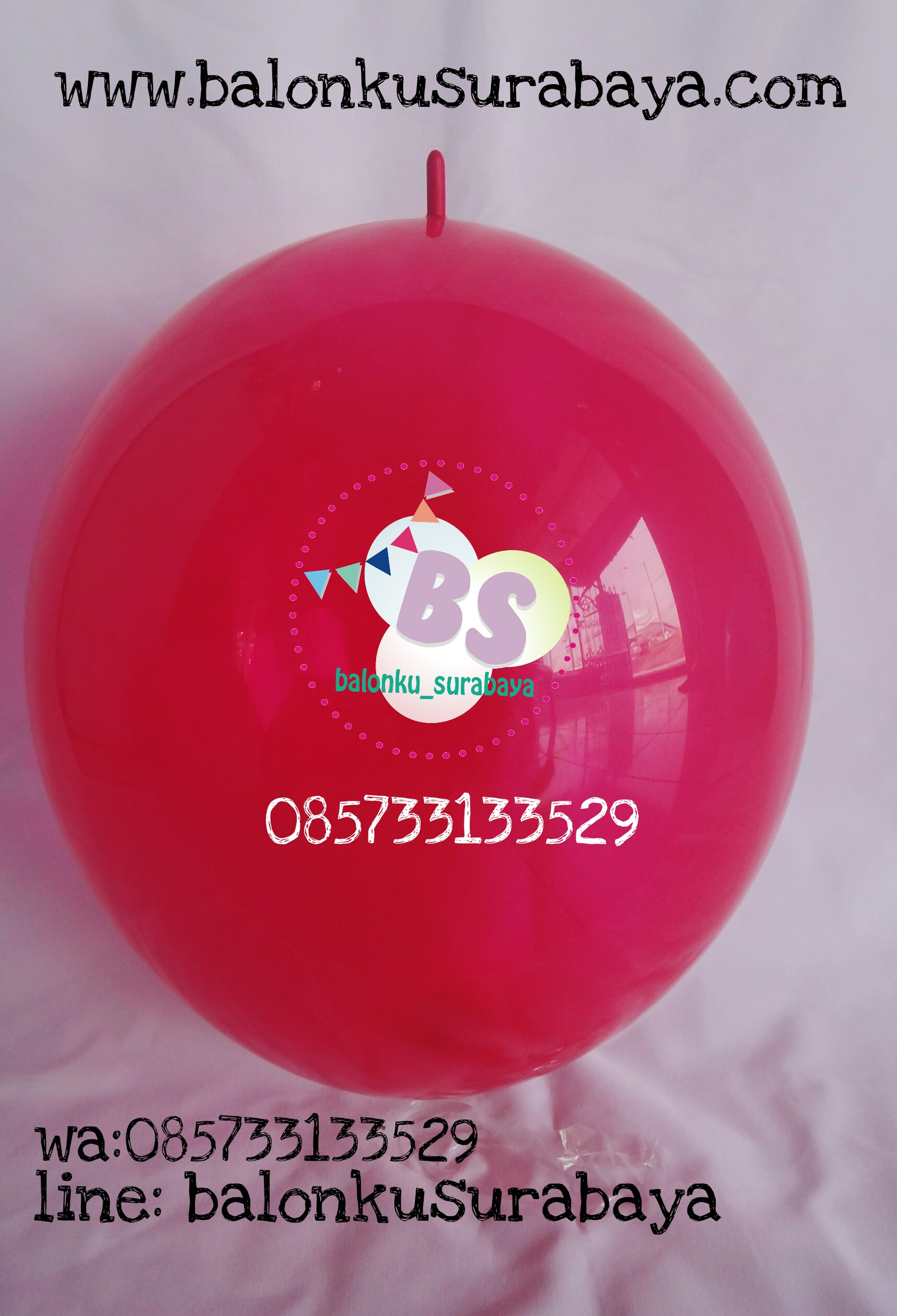 balon latex ekor, balon ekor, balon latex link