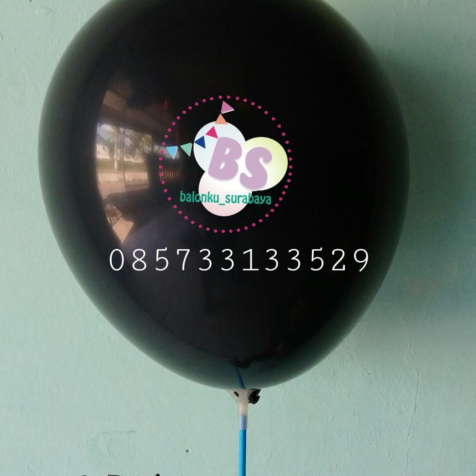 Balon crystal, balon doff, balon metalik, balon gas, balon dekorasi, balon surprise, balon latex hitam, doff hitam, metalik hitam