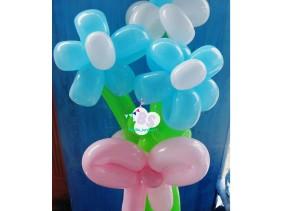 Buket bunga balon, hadiah wisuda, kado wisuda