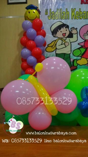 Balon Kupu - Kupu