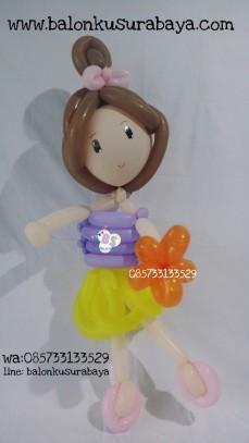 Parcel Balon, Balon dekorasi, dekorasi balon surabaya,