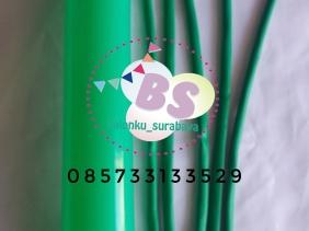 Balon Panjang, Balon Twist , Balon Pentil Warna Hijau Mint, distributor balon, balon dekorasi, balon promosi, party planner