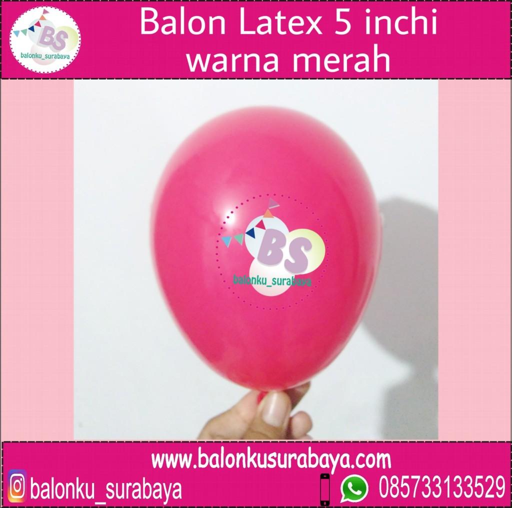 jual balon latex 5 inch merah putih, BAlon Gas,Bunga dekorasi,Rangkaian bunga artificial, Buket bunga, buket bunga mawar, harga buket bunga,Balon sablon, balon Printing, balon promosi, , Perlengkapan ulang tahun, Balon latex , balon doff, balon latex, balon doff merah, balon natal, balon agustusan, balon dekorasi, balonku Surabaya, 085733133529
