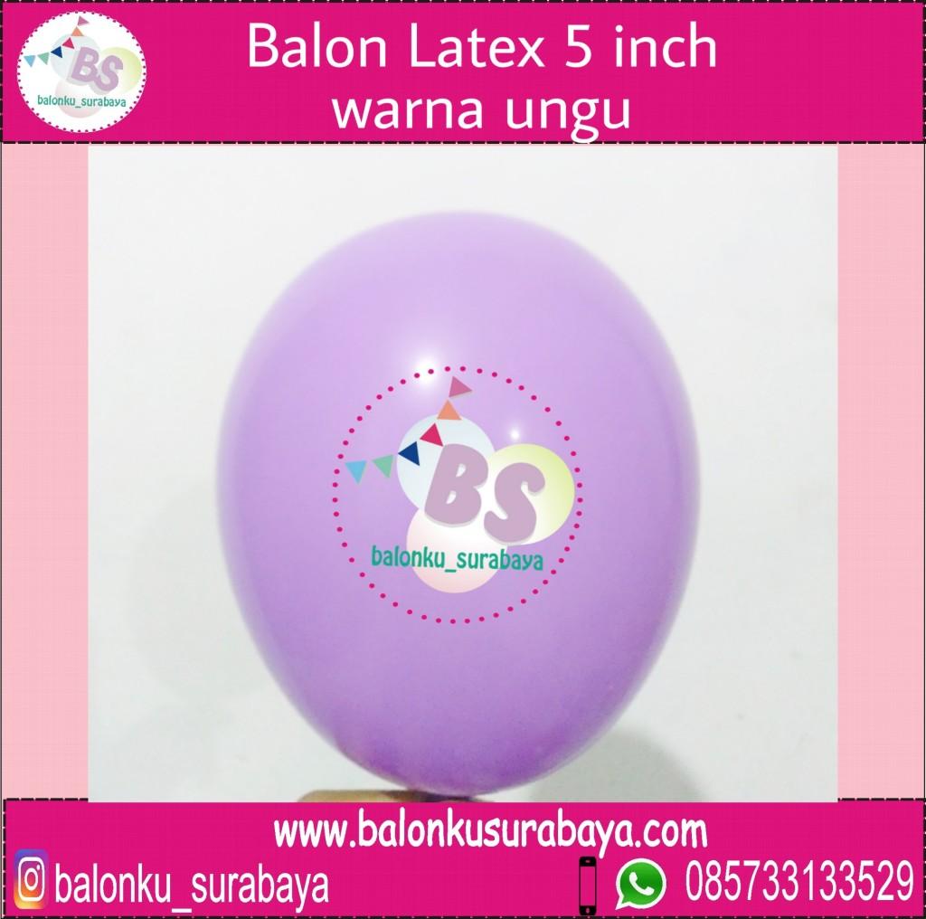 jual balon latex 5 inch ungu, BAlon Gas,Bunga dekorasi,Rangkaian bunga artificial, Buket bunga, buket bunga mawar, harga buket bunga,Balon sablon, balon Printing, balon promosi, , Perlengkapan ulang tahun, Balon latex , balon doff, balon latex, balon doff merah, balon natal, balon agustusan, balon dekorasi, balonku Surabaya, 085733133529