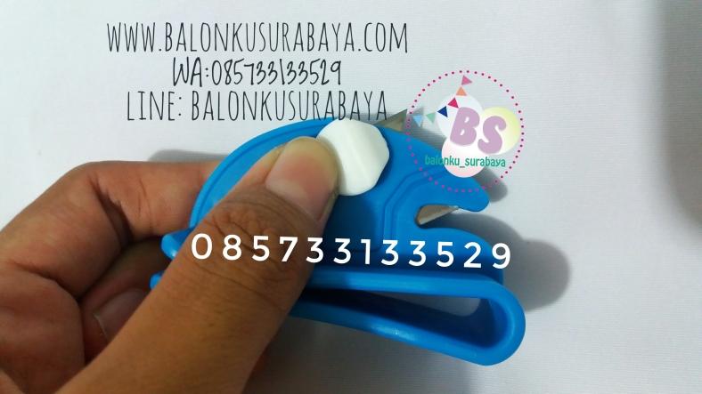 Alat Pemotong Balon untuk Balon Panjang dan Balon Latex / balloon Cutter, party planner, dekorasi balon, balon promosi