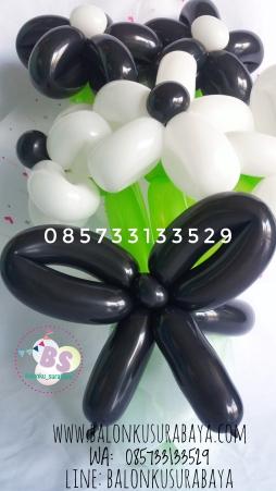 Distributor balon, dekorasi balon, balon sablon, balon gas, buket bunga balon, kado wisuda