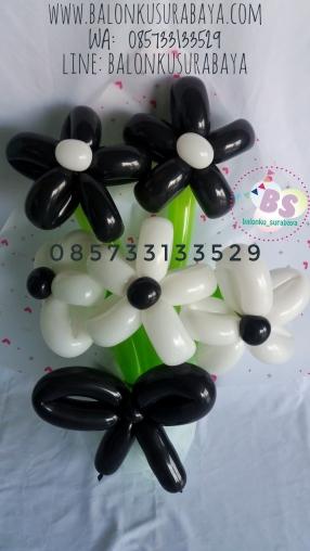 Distributor balon, balon sablon, balon on, balon gas, buket bunga balon, kado wisuda, party planner,