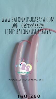 Balon Panjang,Balon Twist,Balon Pentil Warna Kulit, distributor balon, balon dekorasi, balon promosi, party planner