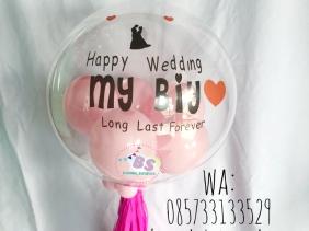 Balon Custom, BAlon Transparan, party planner, dekorasi balon, distributor balon, balon print, balon promosi, balon gas, balon sablon