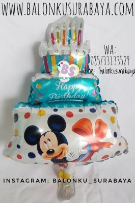 Jual Balon Foil Kue mini, Jual balon foil, Jual balon latex, Balon sablon, Balon Custom, Dekorasi balon, Balon Promosi, Balon gas surabaya