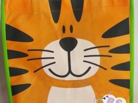 Jual Tas Ulang Tahun Karakter Harimau, Jual Balon tongkat karakter, Jual balon foil, Jual balon latex, Balon sablon, Balon Custom, Dekorasi balon, Balon Promosi, Balon gas surabaya