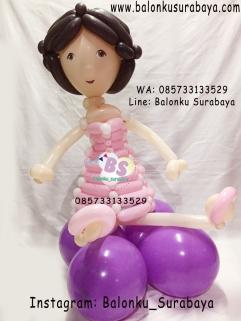 Jual Balon Custom KArakter, Dekorasi Ulang Tahun Anak Sederhana, Jual Balon tongkat karakter, Jual balon foil, Jual balon latex, Balon sablon, Balon Custom, Dekorasi balon, Balon Promosi, Balon gas surabaya