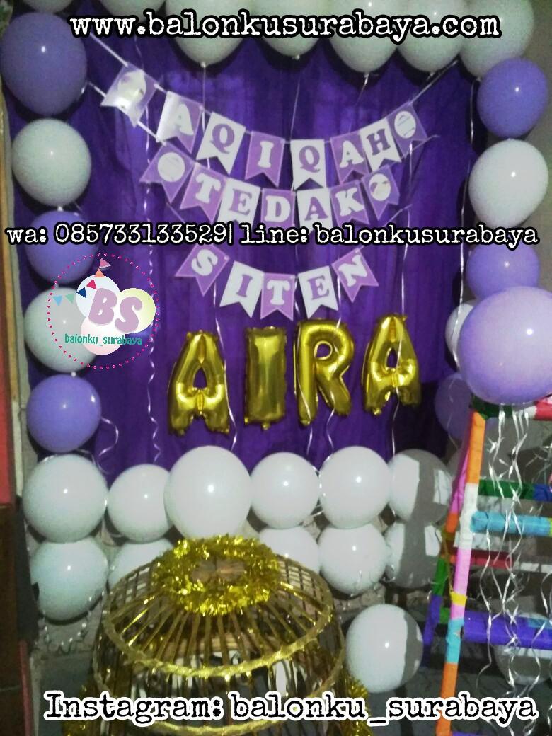 085733133529 dekorasi tedak siten, dekorasi tedak siten sederhana, dekorasi balon, balon dekorasi, jual balon print , jual balon gas, toko balon surabaya, alamat toko balon, balon promosi, balon sablon, balon gate, balon print, dekorasi balon, balon dekorasi, balon ulang tahun, supplier balon, balon print