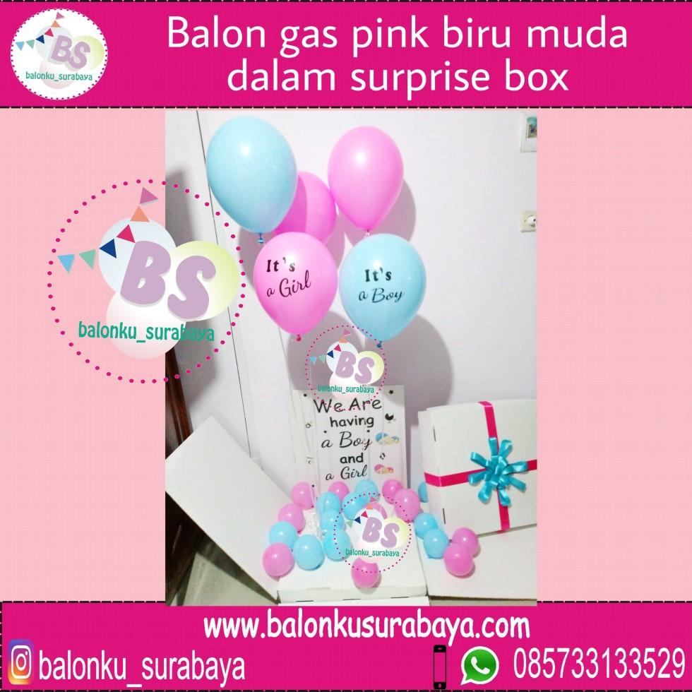 balon surprise box BAlon Gas,Bunga dekorasi,Rangkaian bunga artificial, Buket bunga, buket bunga mawar, harga buket bunga,Balon sablon, balon Printing, balon promosi, , Perlengkapan ulang tahun, Balon latex , balon doff, balon latex, balon doff merah, balon natal, balon agustusan, balon dekorasi, balonku Surabaya, 085733133529