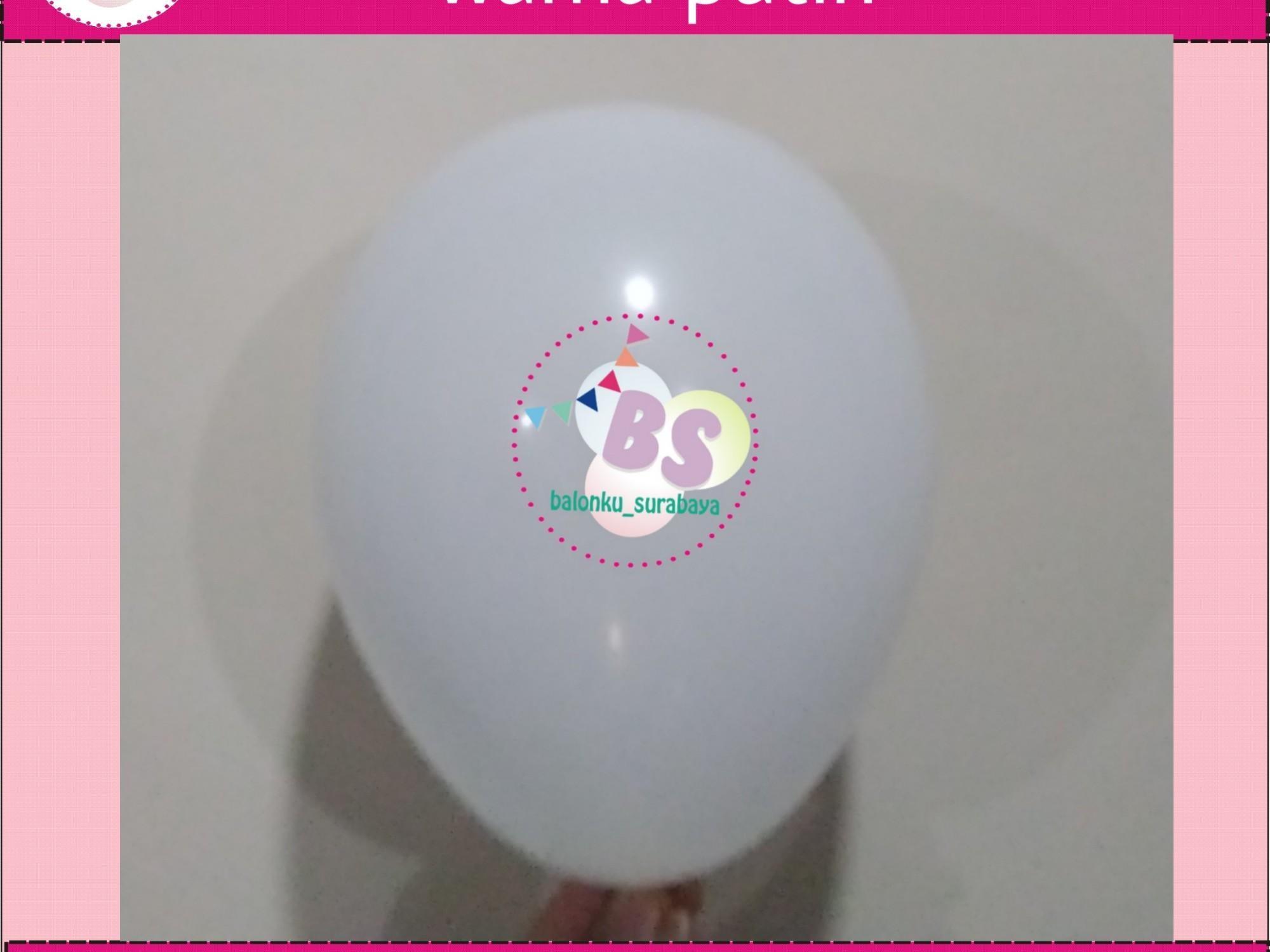 jual balon latex 5 inch putih, BAlon Gas,Bunga dekorasi,Rangkaian bunga artificial, Buket bunga, buket bunga mawar, harga buket bunga,Balon sablon, balon Printing, balon promosi, , Perlengkapan ulang tahun, Balon latex , balon doff, balon latex, balon doff merah, balon natal, balon agustusan, balon dekorasi, balonku Surabaya, 085733133529