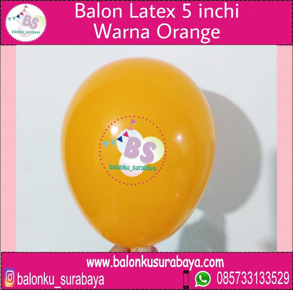 jual balon latex 5 inch oranye, BAlon Gas,Bunga dekorasi,Rangkaian bunga artificial, Buket bunga, buket bunga mawar, harga buket bunga,Balon sablon, balon Printing, balon promosi, , Perlengkapan ulang tahun, Balon latex , balon doff, balon latex, balon doff merah, balon natal, balon agustusan, balon dekorasi, balonku Surabaya, 085733133529