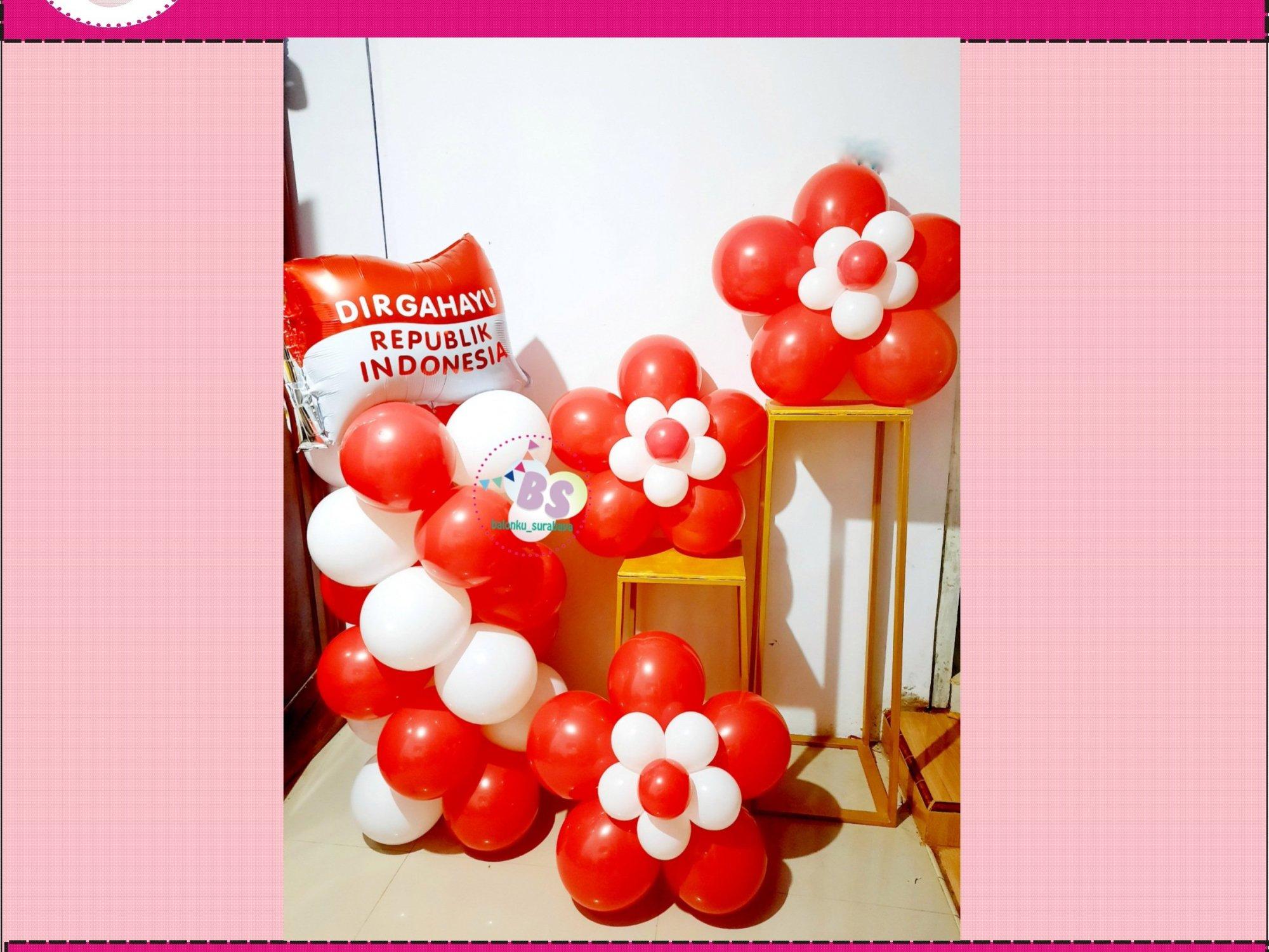 dekorasi balon 17 agustus, balon bentuk bunga merah putih, label air mineral batman, balon bentuk bunga merah putih, parcel balon ucapan warna pink, balon bentuk bunga, standing balon custom, balon ucapan ulang tahun anak, balon ucapan ulang tahun warna merah, balon ucapan ulang tahun merah, balon ucapan ulang tahun anak balon ucapan warna peach, baln ucapan box coklat, jual balon latex twist hijau emerald, BAlon Gas,Bunga dekorasi,Rangkaian bunga artificial, Buket bunga, buket bunga mawar, harga buket bunga,Balon sablon, balon Printing, balon promosi, Perlengkapan ulang tahun, Balon latex , balon doff, balon natal, balon agustusan, balon dekorasi, balonku Surabaya, 085733133529